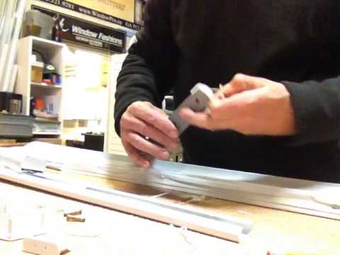 Levolor Kirsch Cordless Shade Repair Part1 Youtube