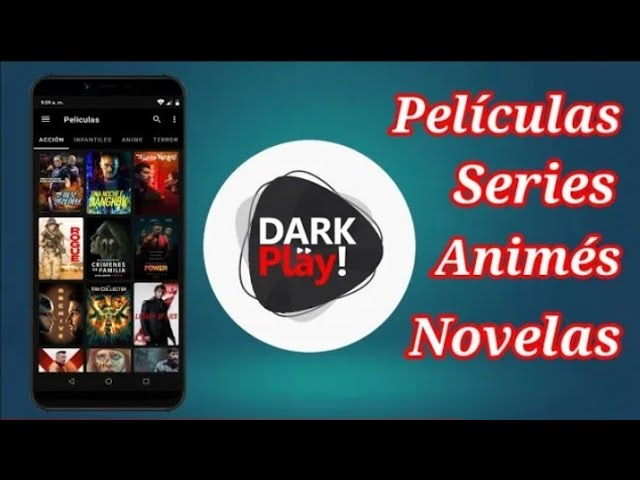 Dark Play Ver Películas Series Completamente Gratis Full Hd 4k Youtube