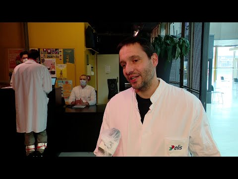 Coronavirus: Le 106 de Rouen transformé en centre COVID 19