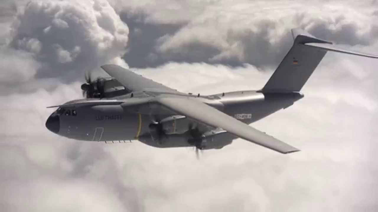 Aix Home A400m Germany Complete Process - Youtube