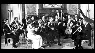 Bach / Concentus Musicus Wien, 1964: Brandenburg Concerto No. 6 in B flat major, BWV 1051 - Indexed