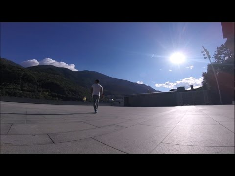 Andorra la Vella - City Between Mountains - October 2016