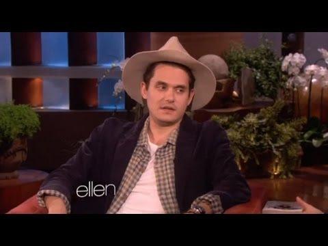 John Mayer Talks Katy Perry Break Up on Ellen!