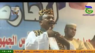 جعفر السقيد - رمية + محمد احمد - مهرجان الجزيرة الثالث 2018م