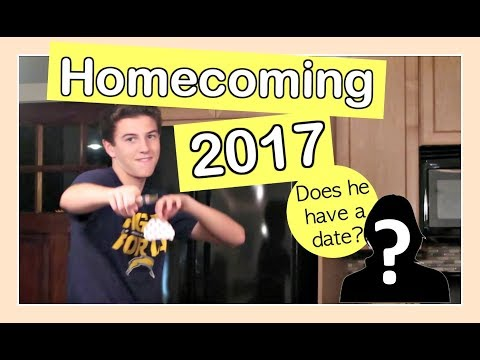 CAN HE GO TO HOMECOMING? | Flippin' Katie