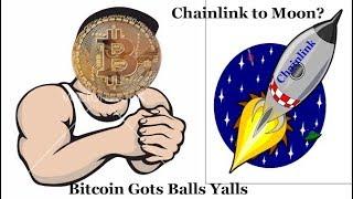 Bitcoin Has Balls Also Chainlink