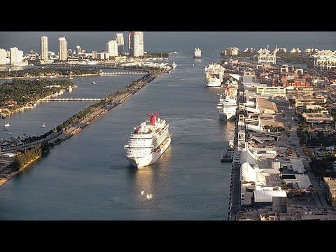 🔴 LIVE Port of Miami