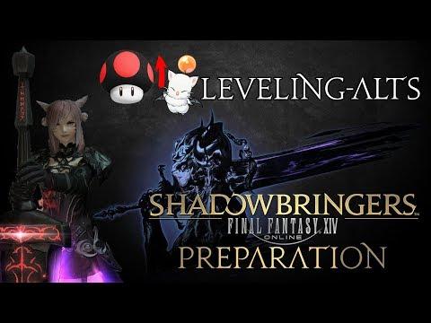 Ffxiv Leveling Guide Level 1 70 Youtube