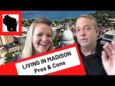 Pros and Cons of Living in Madison Wisconsin from YouTube · Duration:  19 minutes 34 seconds