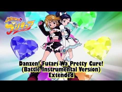 Danzen! Futari Wa Pretty Cure Instrumental Ver. - Futari Wa Pretty Cure Music Extended