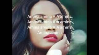 Amina : SANAIPEI TANDE (lyrics by faith)