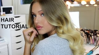 Voluminous Every Day Waves - HAIR TUTORIAL
