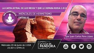 LA CARTA ASTRAL DE LEO MESSI Y QUE LE DEPARA RUSIA 2.018, por Juan Carlos Pons López thumbnail