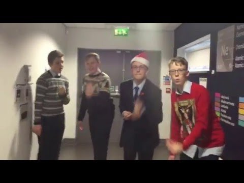 Academy Grimsby at Christmas