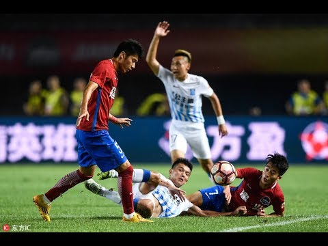 HIGHLIGHTS Henan Jianye vs Guangzhou R&F 河南建业vs广州富力 | CSL 2017 Round 12