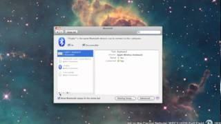 Bluetooth Headset Setup (Mac)