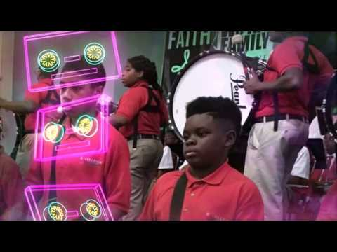 First Friday at Excellence Academy Charter School 2015
