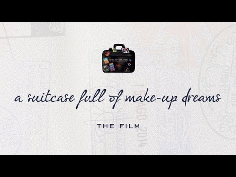 A Suitcase Full of Make-up Dreams