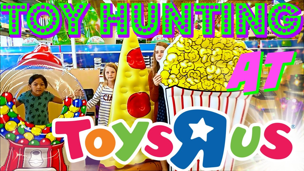 Toys R Us Food : Toy hunt at toys r us shopping for new and giant