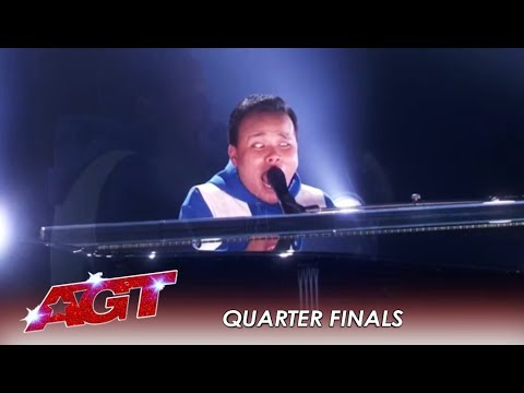 Kodi Lee: Blind Autistic Singer SHOCKS The World Again In The Live Show! | America's Got Talent 2019