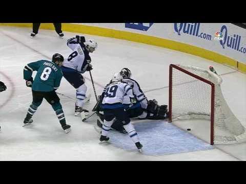 Winnipeg Jets vs San Jose Sharks | January 16, 2017 | Game Highlights | NHL 2016/17