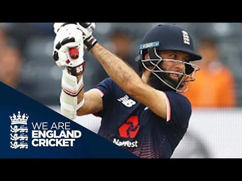 Ali Hits 2nd Fastest England ODI Hundred - Highlights: England v West Indies 3rd ODI 2017