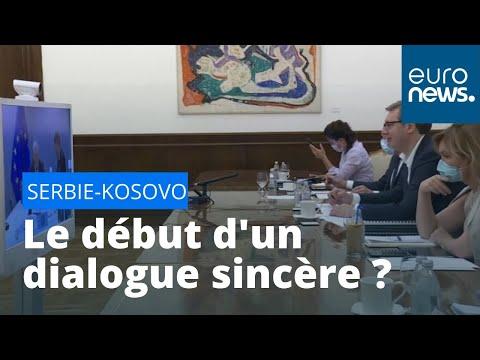 Serbie-Kosovo : peut-être l'ébauche d'un véritable dialogue