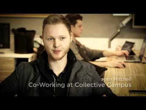 Co-working Spaces - Technology Ventures | City of Melbourne