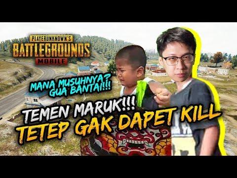 TEMEN MARUK SEMUA!! TETEP GA DAPAT KILL!! - PUBG Mobile Indonesia