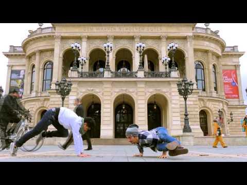 Matt Giordano & Hie Kim - Time in Frankfurt Part 1