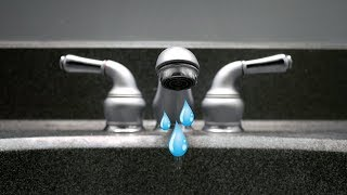 How to fix a leaking faucet | Moen 1224