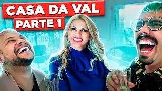 Analisando CASA DE RICO feat. VAL MARCHIORI - PARTE 1 | Diva Depressão