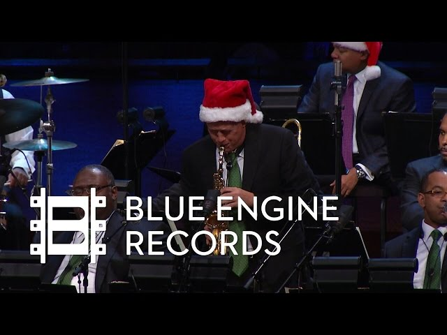 Christmas Music: JINGLE BELLS (Live) - Jazz at Lincoln Center Orchestra with Wynton Marsalis