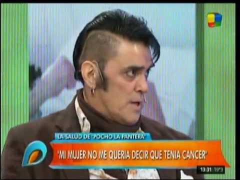 Pocho La Pantera, internado en grave estado