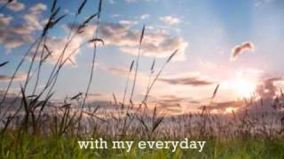 Watch Sara Groves Everyday Miracles video