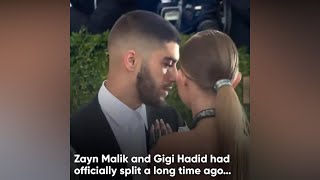 Gambar cover Are Gigi Hadid And Zayn Malik Ever Coming Back Together
