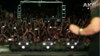 AKG by TIËSTO headphones - Professional DJ headphones teaser