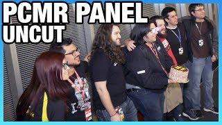 Unedited PCMR PAX East Panel (ft. Steve, Bitwit, AMD, Corsair, /r/PCMR)