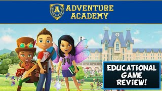 Adventure Academy: Educational Game Review