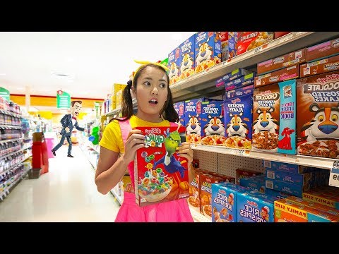 Easy DIY Cooking Experiment at Supermarket with Ellie | Learning Food Compilation for Children