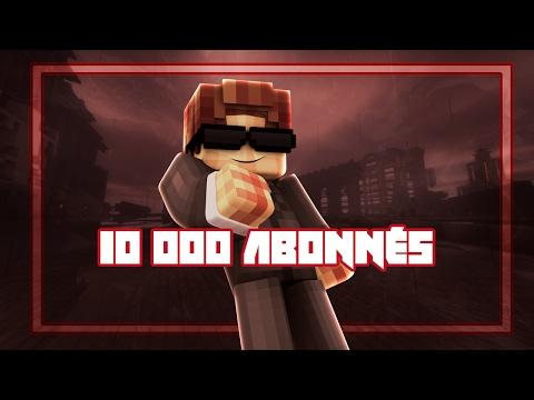 [Mini métrage Minecraft] Annonce concours + FAQ spéciale 10 000 abonnés !