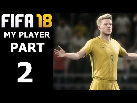 NATIONAL TEAM DEBUT ALREADY?! | FIFA 18 Player Career Mode w/GTA 5 Storylines | PART 2