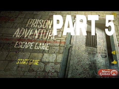 Escape Game Prison Adventure Part 5 Walkthrough Youtube