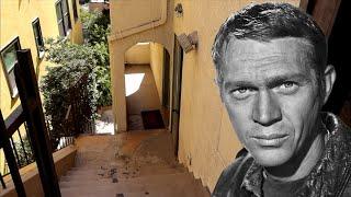 #1162 STEVE MCQUEEN Teenage Home & Death Threat - Jordan The Lion Daily Travel Vlog (10/12/19)