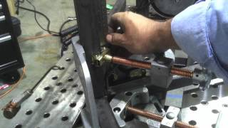 Stronghand Tools 3 Axis Clamp And Other Metal Fabrication Tools