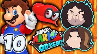 Super Mario Odyssey: Garggle Talk - PART 10 - Game Grumps