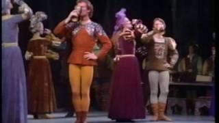 """""""Swan Lake"""" Part 4 Makarova & Ivan Nagy (Act I Finale)"""