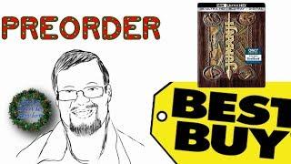 Jumanji (1995) 4K Steelbook Pre-Order Info ( Best Buy )