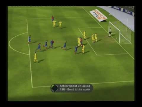 bend it like a pro achievement guide fifa 09 youtube rh youtube com FIFA 08 FIFA 09 Cover