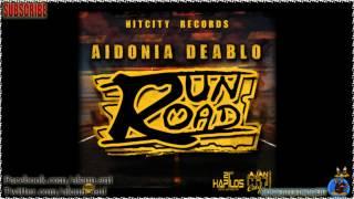 Aidonia & Deablo - Run Road (Raw) May 2012